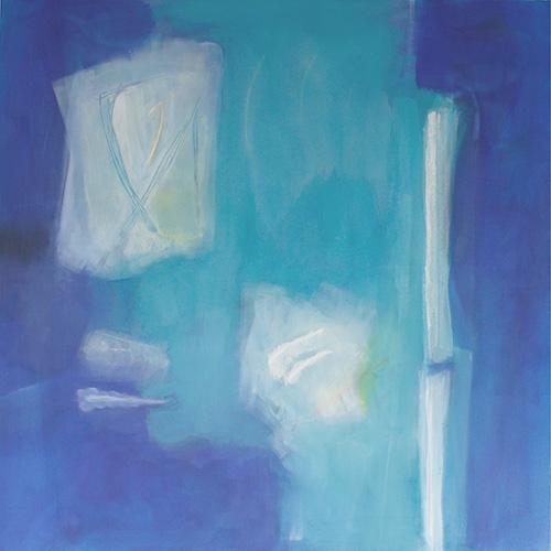 Triptychon, 120 x 120 cm, 2020