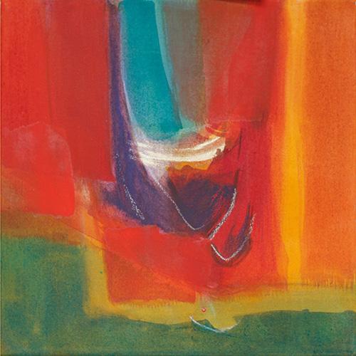 b Lyrisch, 30 x 30 cm, 2008, Fr. 180.-