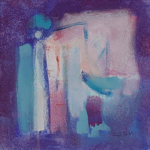 zehn Farbstudien_2, 2005 40 x 40 cm
