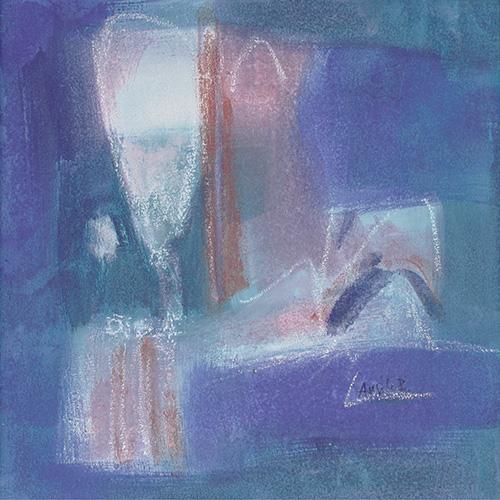 zehn Farbstudien_6, 2005, 40 x 40 cm