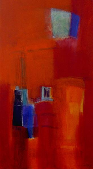 2007, 50 x 90 cm, Wille, Fr. 500.-